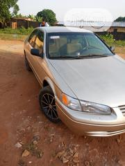 Toyota Camry 1999 Automatic Gold | Cars for sale in Edo State, Egor