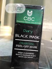 CBC Charcoal Peel Off Mask | Skin Care for sale in Lagos State, Amuwo-Odofin