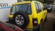 Mitsubishi Challenger 2000 Yellow | Cars for sale in Lagos State, Alimosho