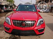 Mercedes-Benz GLK-Class 2014 350 4MATIC Red | Cars for sale in Lagos State, Lagos Mainland