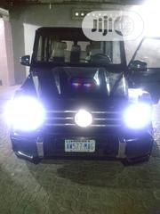 Mercedes-Benz G-Class 2001 Black | Cars for sale in Abuja (FCT) State, Kaura