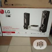 LG Home Theater 1000w LHD675BG | Audio & Music Equipment for sale in Lagos State, Magodo
