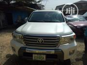 Toyota Land Cruiser 2013 White | Cars for sale in Lagos State, Yaba