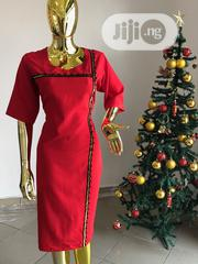 Red Gown With | Clothing for sale in Rivers State, Port-Harcourt