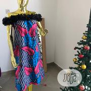 Off Shoulder Ankara Gown | Clothing for sale in Rivers State, Port-Harcourt