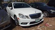 Mercedes-Benz E350 2008 White | Cars for sale in Abuja (FCT) State, Central Business District