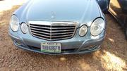 Mercedes-Benz E350 2007 Green | Cars for sale in Abuja (FCT) State, Central Business District