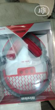 Ms-551 Wireless Headset | Headphones for sale in Lagos State, Ikeja