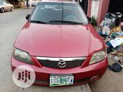 Mazda Protege 2000 Red | Cars for sale in Lagos State, Surulere