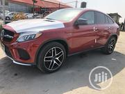 Mercedes-Benz GLE-Class 2017 Red | Cars for sale in Lagos State, Lekki Phase 2