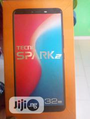 Tecno Spark 2 32 GB Black   Mobile Phones for sale in Rivers State, Port-Harcourt