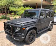 Mercedes-Benz G-Class 2015 Gray | Cars for sale in Lagos State, Lekki Phase 1