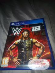 WWE 2k18 For Ps4 | Video Games for sale in Osun State, Osogbo