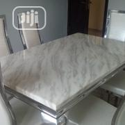 Supreme Marble Dining Table | Furniture for sale in Lagos State, Kosofe