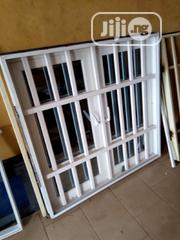 Aluminum Casement Window With Inner Burglary | Building & Trades Services for sale in Lagos State, Victoria Island