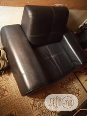Leather 3,2,1 Seaters Chairs | Furniture for sale in Abuja (FCT) State, Lugbe District