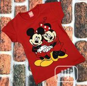 Turkey Girls Top - Red | Children's Clothing for sale in Lagos State, Isolo