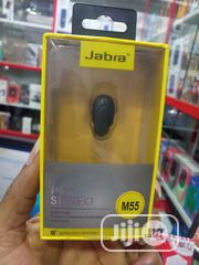 Jabra M55 Stereo Single Earpod | Headphones for sale in Lagos State, Ikeja