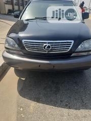 Lexus RX 2002 Black | Cars for sale in Rivers State, Port-Harcourt