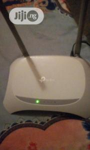Clean And One Week Used 3G/4G Tp-link - Model Tl-mr3420   Networking Products for sale in Abuja (FCT) State, Gwarinpa