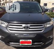 Toyota Highlander 2013 Limited 3.5l 4WD Gray | Cars for sale in Lagos State, Lekki Phase 1