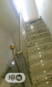 Stair Case Stainless Steel Hand Railings | Building & Trades Services for sale in Lagos State, Victoria Island