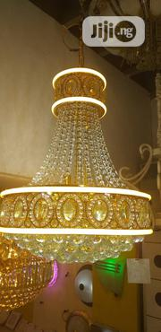 Latest Crystal Led Chandelier Light   Home Accessories for sale in Rivers State, Port-Harcourt