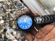 Omega Black Chain Watch | Watches for sale in Lagos State, Ikeja