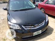 Toyota Corolla 2012 Black | Cars for sale in Rivers State, Port-Harcourt