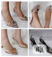 Quality Shoes In Gold, Silver And Black | Shoes for sale in Delta State, Isoko