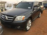 Mercedes-Benz GLK-Class 2011 350 4MATIC Gray   Cars for sale in Lagos State, Isolo