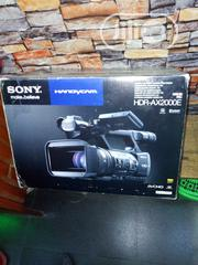 Sony Hdv Video Camera Ax2000e | Photo & Video Cameras for sale in Lagos State, Apapa