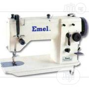 Emel Industrial Zigzag Sewing Machine Model Em 20u 33 | Manufacturing Equipment for sale in Lagos State, Lagos Island