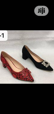 New Quality Female Block Heel Cover Shoe | Shoes for sale in Lagos State, Ikeja