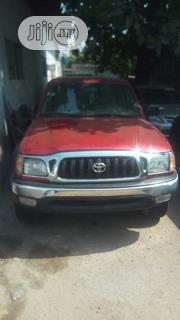 Toyota Tacoma 2003 Red | Cars for sale in Lagos State, Isolo