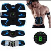 3-In-1rechargeable USB EMS Muscle (Abdomen, Arms, Leg) Fitness Trainer | Sports Equipment for sale in Abia State, Osisioma Ngwa