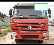 Brand New Howo Trucks Red For Sale | Trucks & Trailers for sale in Lagos State, Lagos Island