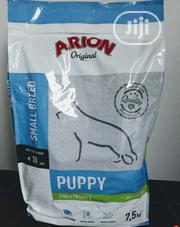Arion Dog Food Puppy Adult Dogs Cruchy Dry Food Top Quality | Pet's Accessories for sale in Lagos State, Agboyi/Ketu