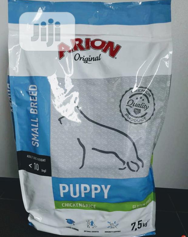 Arion Dog Food Puppy Adult Dogs Cruchy Dry Food Top Quality