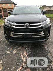 Toyota Highlander 2017 Black | Cars for sale in Lagos State, Yaba