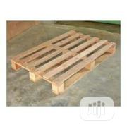 Clean Wooden Pallets Standard Size | Building Materials for sale in Lagos State, Agege