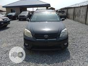 Toyota Matrix 2005 Black | Cars for sale in Lagos State, Ikorodu