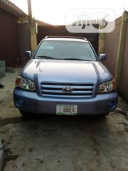 Toyota Highlander V6 2005 Blue | Cars for sale in Lagos State, Ikotun/Igando