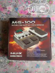 Guitar Effect MG-100 Nux | Musical Instruments & Gear for sale in Lagos State, Alimosho