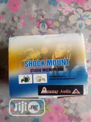 Shock Mount Studio Microphone | Audio & Music Equipment for sale in Lagos State, Alimosho