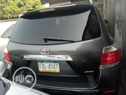 Toyota Highlander 2012 Gray | Cars for sale in Lagos State, Surulere