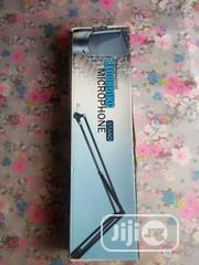 Studio Microphone Stand | Accessories & Supplies for Electronics for sale in Lagos State, Alimosho