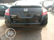 Honda Accord CrossTour 2012 Black | Cars for sale in Lagos State, Surulere
