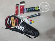 Wilson Tennis Racket | Sports Equipment for sale in Lagos State, Lekki Phase 1