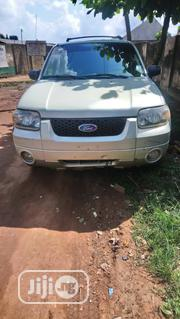 Ford Escape Limited 4x4 2005 Gray | Cars for sale in Lagos State, Ikotun/Igando